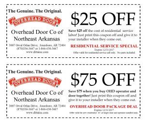 OHD Coupons 2017